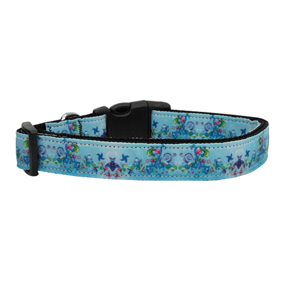 Dreamy Blue Dog Collar