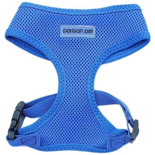 Parisian Pet Mesh Freedom Dog Harness - Neon Blue