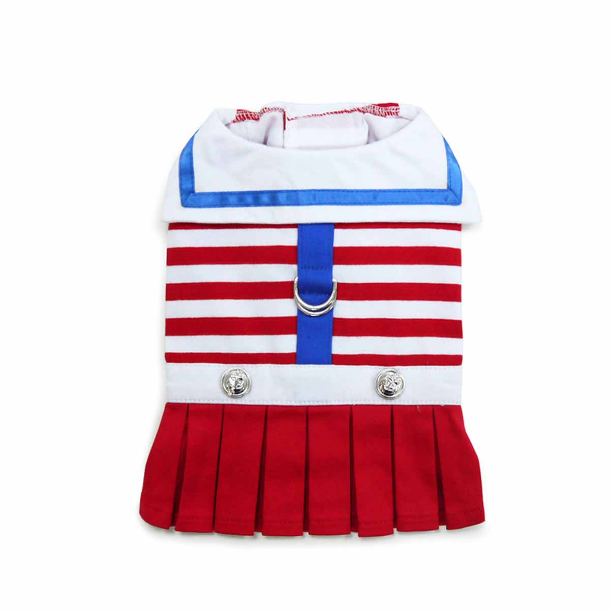Easy-D Sailor Harness Dog Dress by Dogo