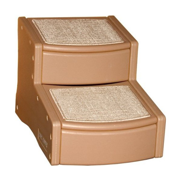 Easy Step Pet Stairs - Cocoa