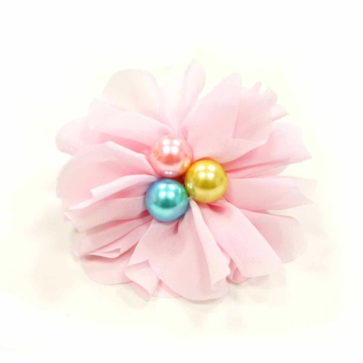 EasyBOW Easter Flower Dog Collar Attachment by Dogo - Pink