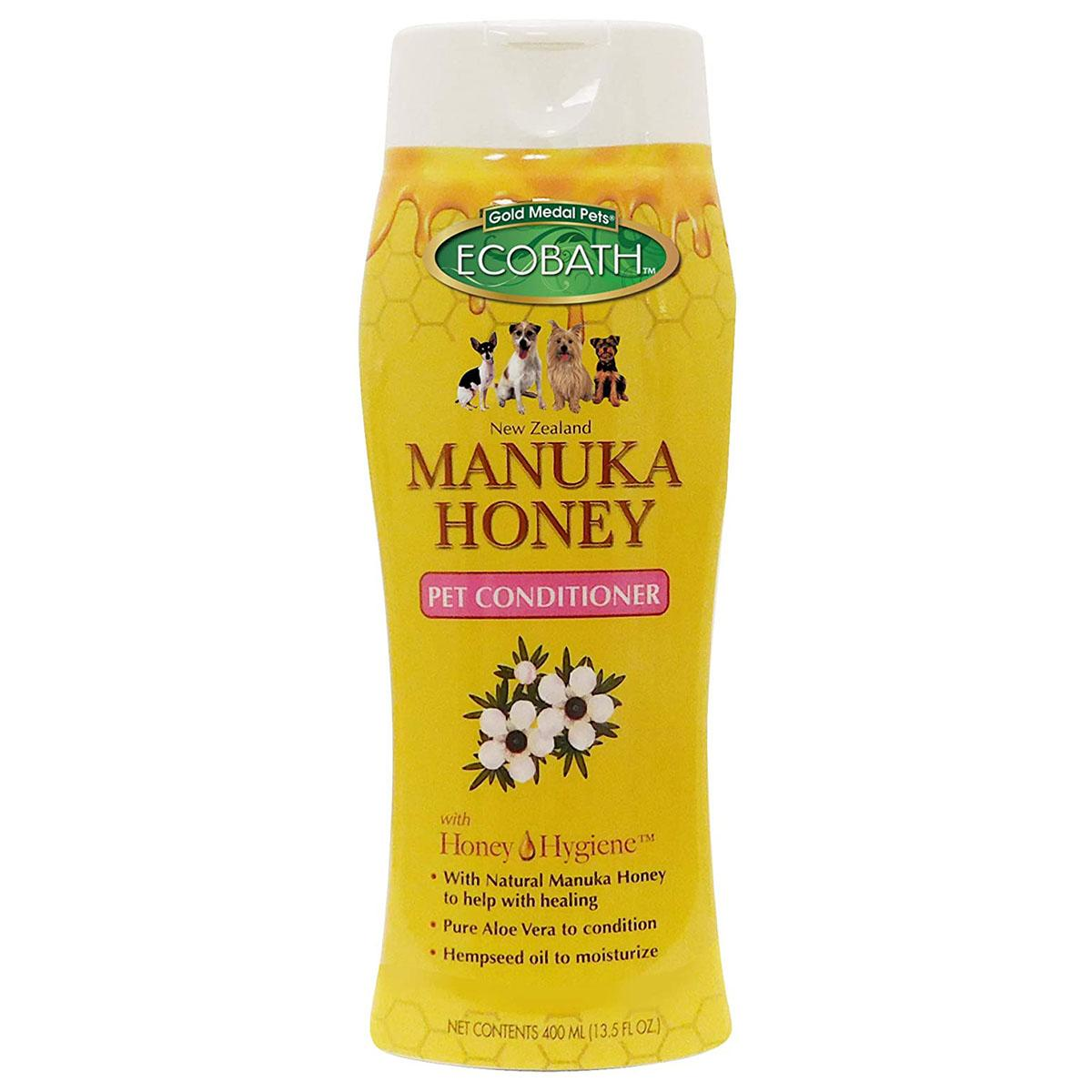 EcoBath Manuka Honey Dog Conditioner by Cardinal Pet Care
