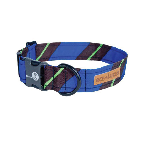 Eco-Lucks Ivy League Collection Dog Collar - Hackysack