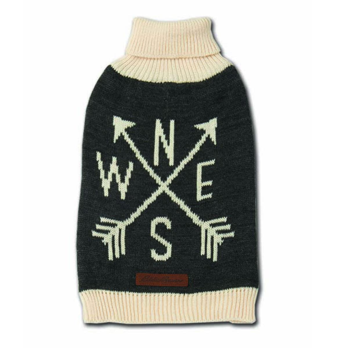 Eddie Bauer Compass Dog Sweater