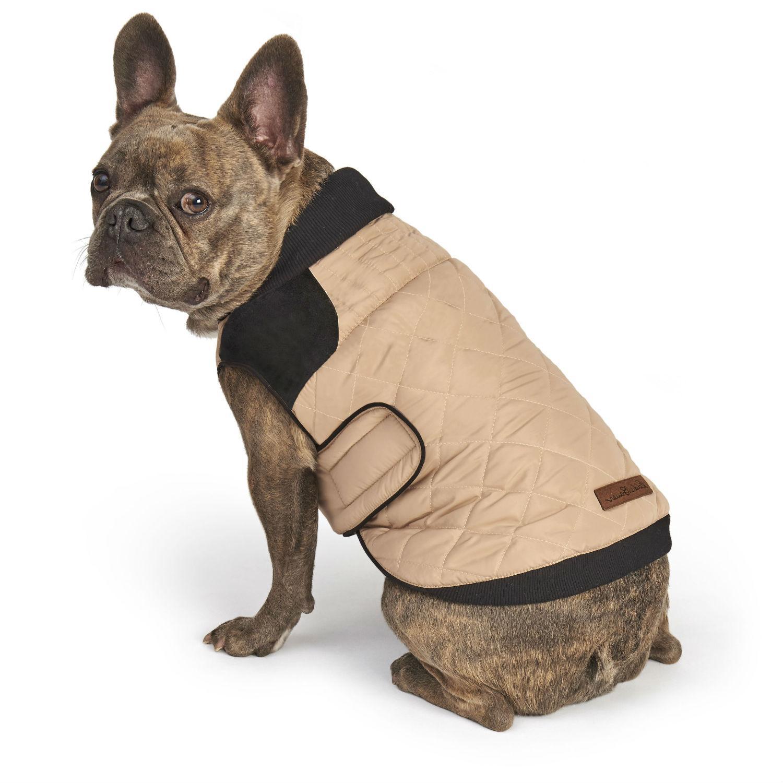Eddie Bauer Graham Point Hunter's Dog Jacket - Khaki