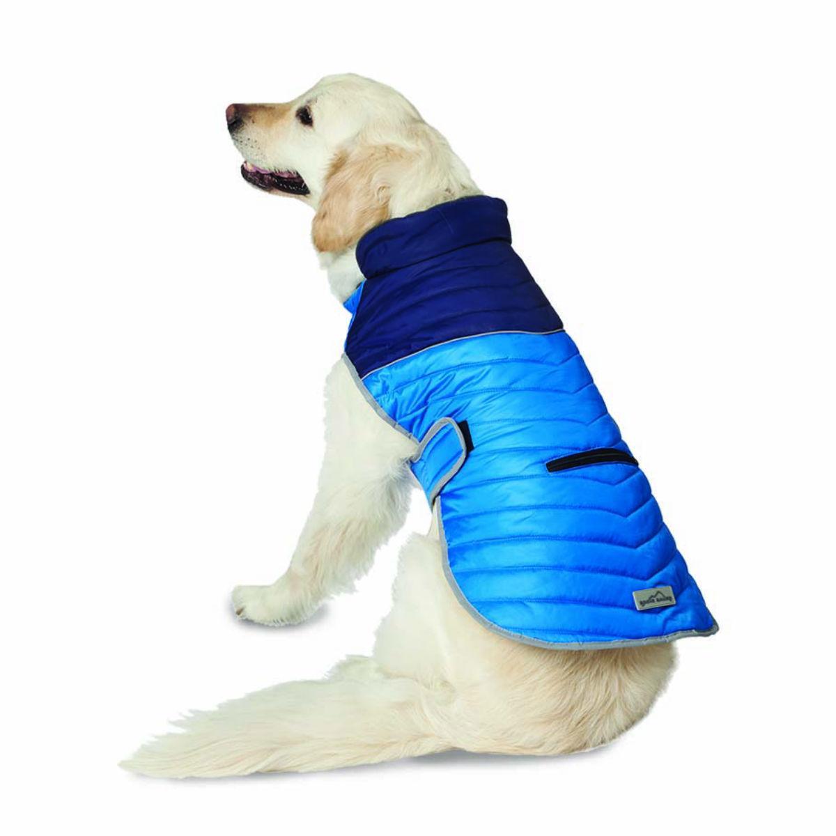 Eddie Bauer Snowfield Performance Dog Vest - Navy/Blue