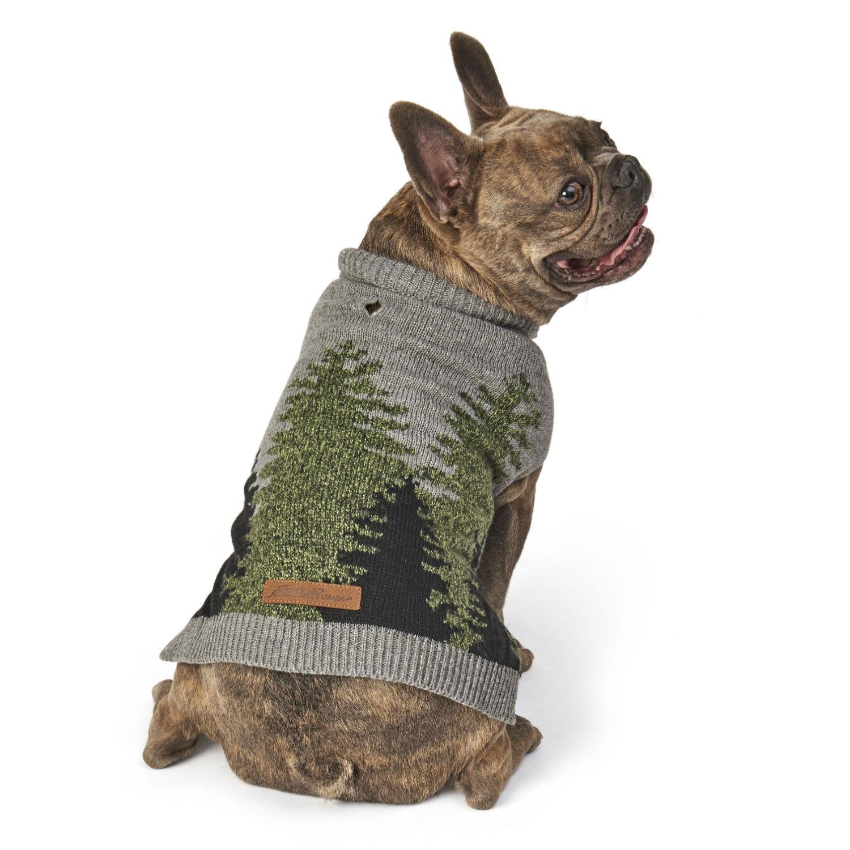Eddie Bauer Treeline Dog Sweater