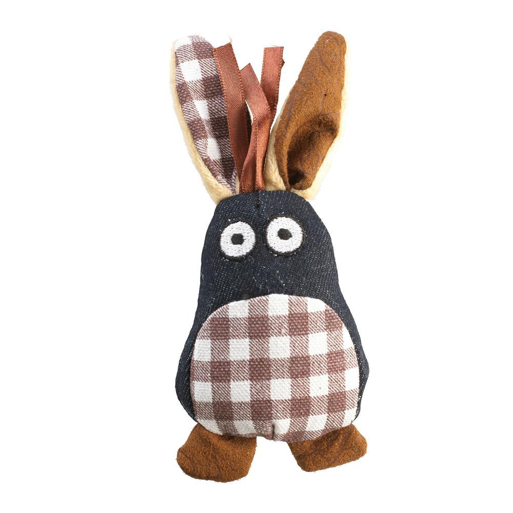 HUNTER Elroy Bunny Cat Toy With Catnip