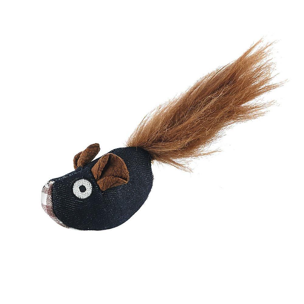 HUNTER Elroy Mouse Cat Toy With Catnip