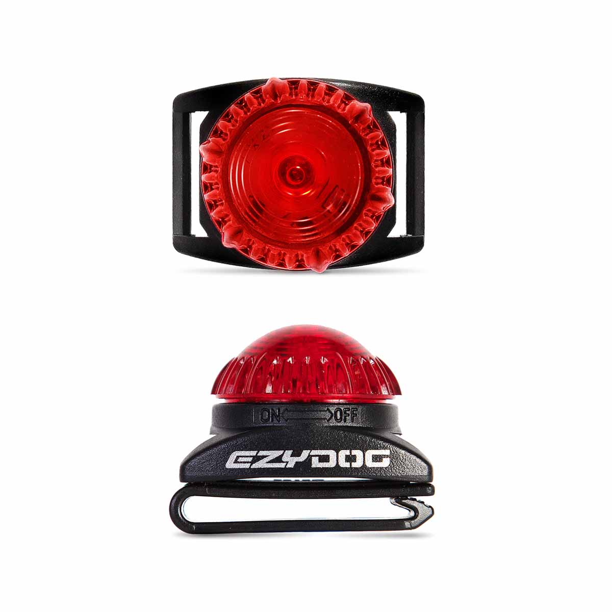 EzyDog Adventure Light Dog Beacon - Red