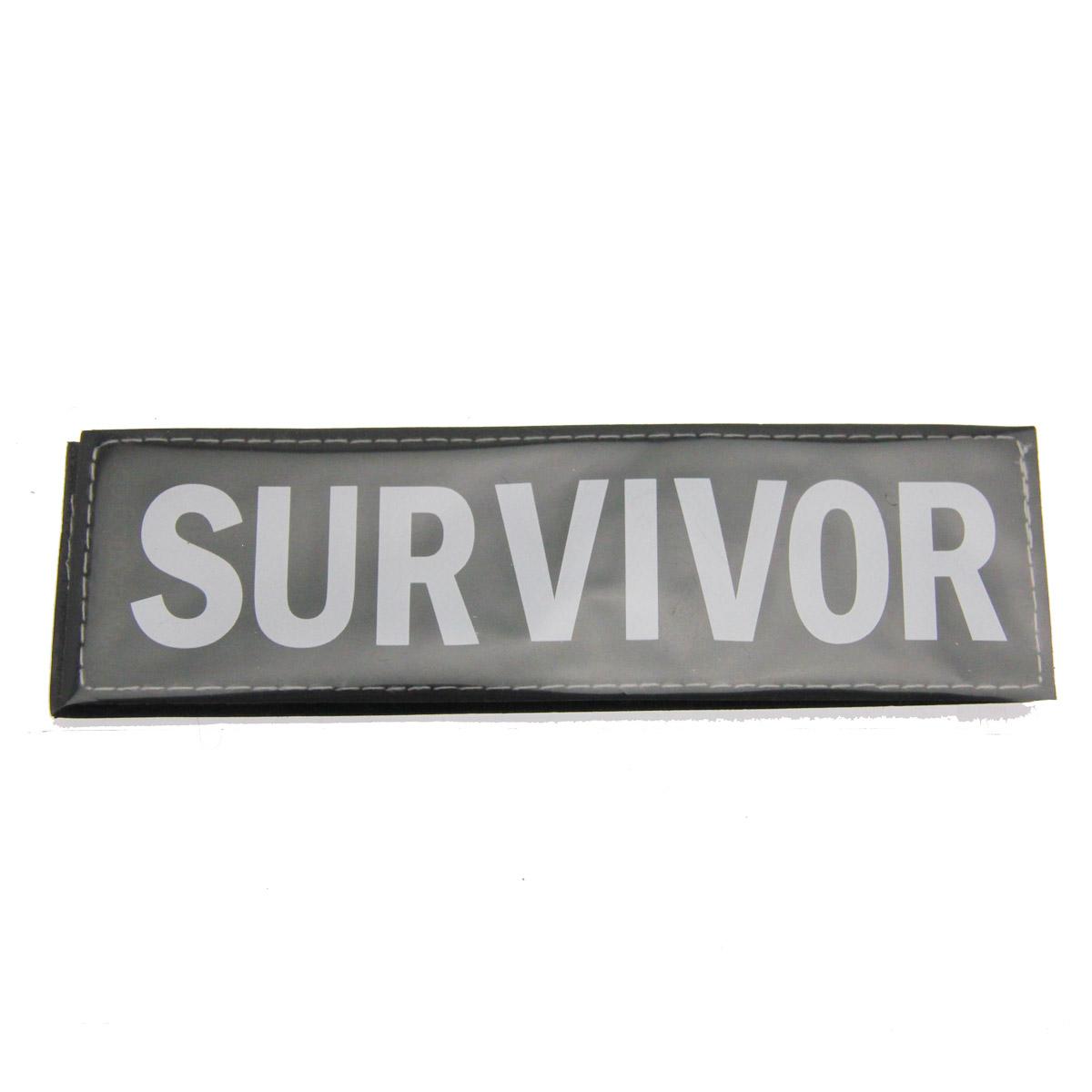 EzyDog Side Patches for Convert Harness - Survivor