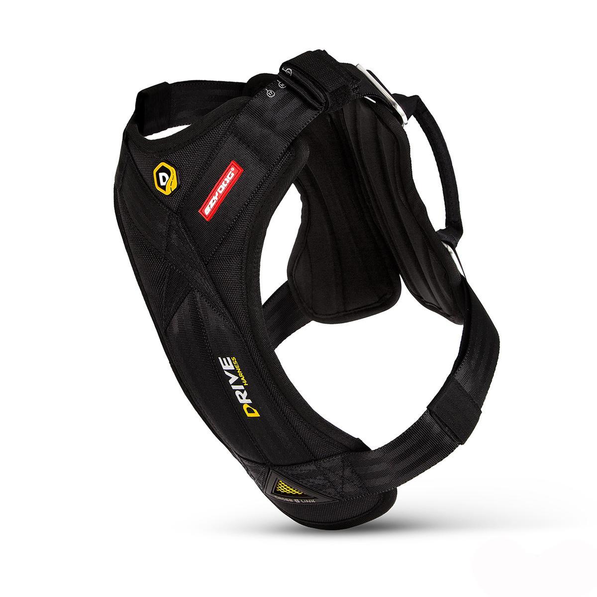 EzyDog Drive Dog Car Harness - Black