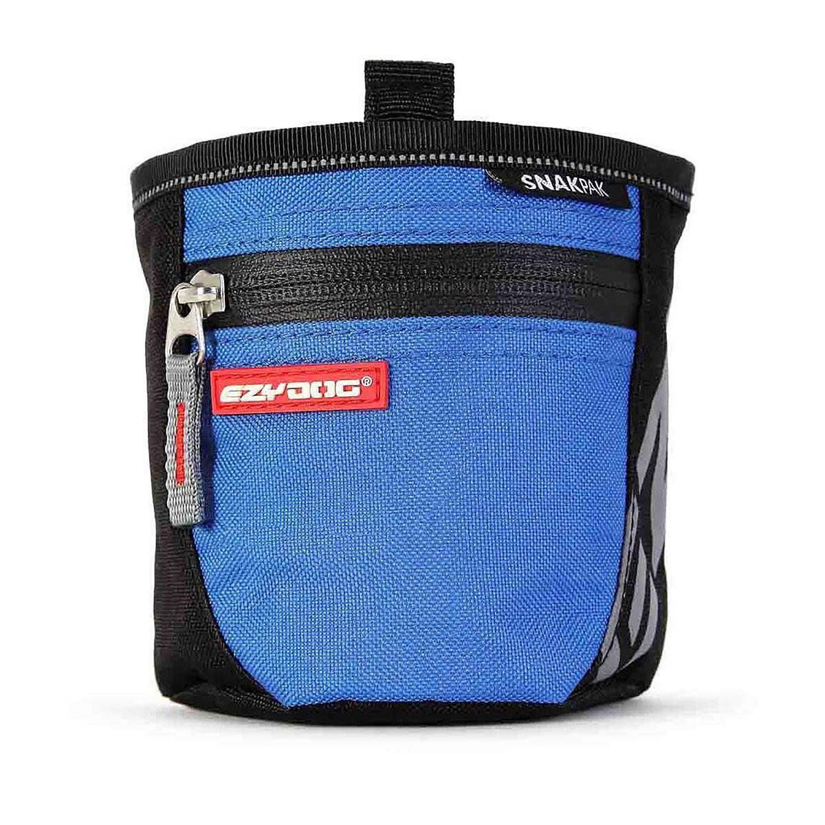 EzyDog SnakPak Dog Treat Bag - Blue