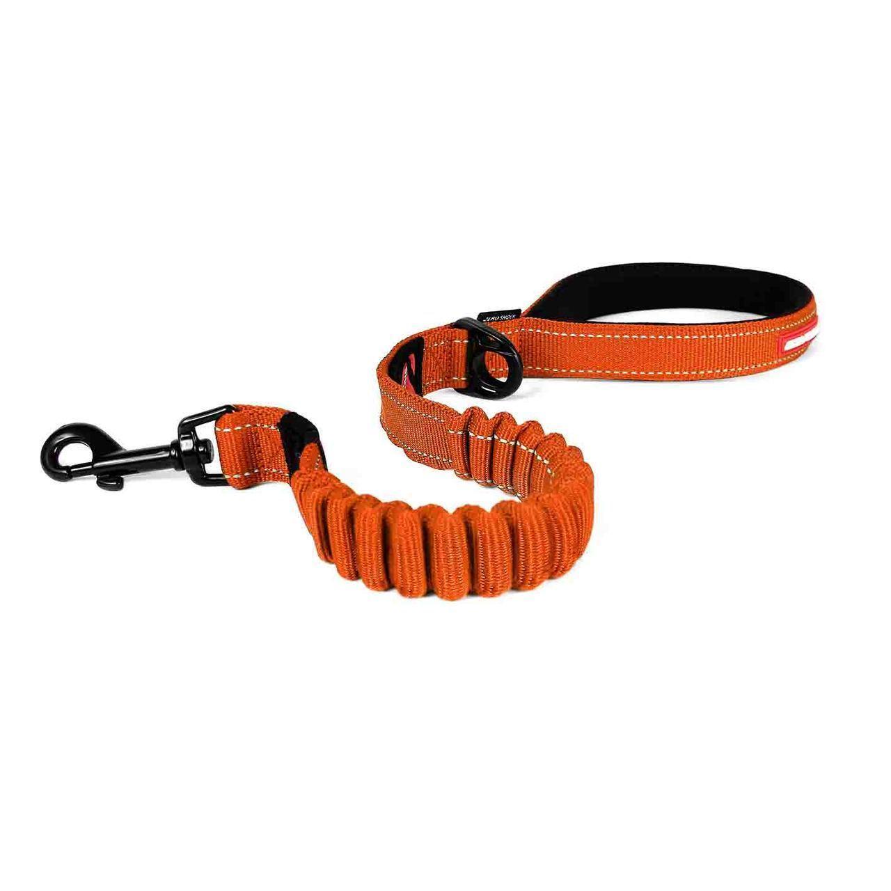 EzyDog Zero Shock Dog Leash - Blaze Orange