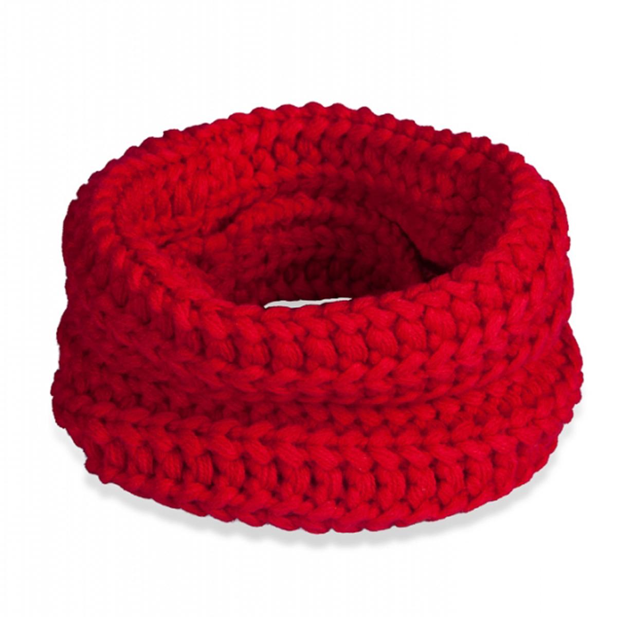 fabdog® Infinity Dog Scarf - Red