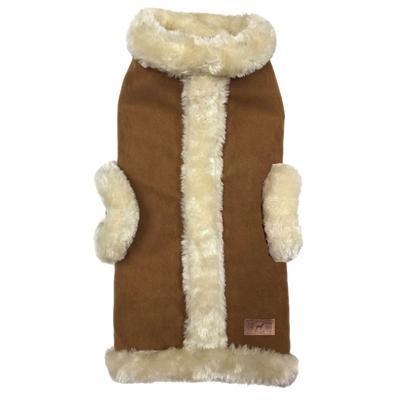 fabdog® Aspen Lodge Shearling Dog Jacket