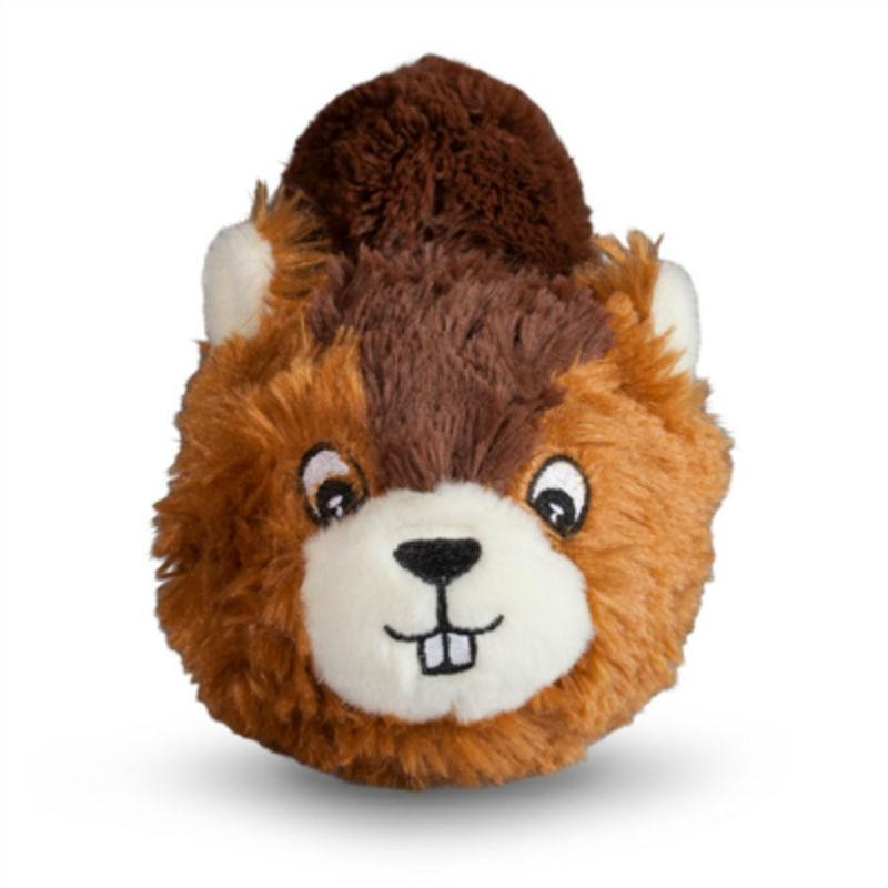fabdog® Country Critter Faballs Dog Toy - Beaver