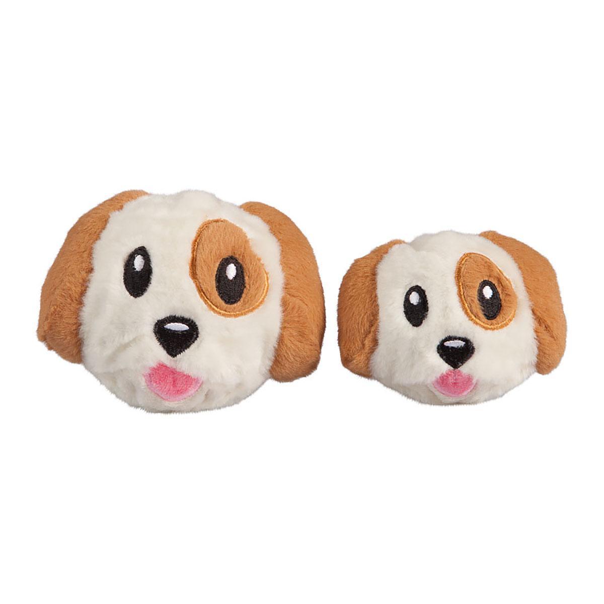 fabdog® Dog Emoji faball® Dog Toy