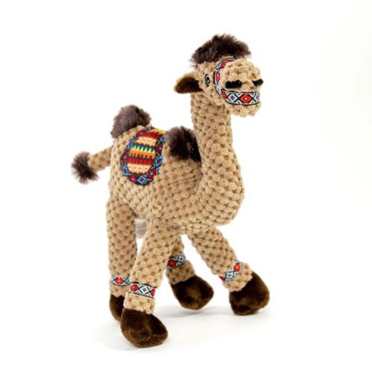 fabdog® Floppy Friends Dog Toy - Camel