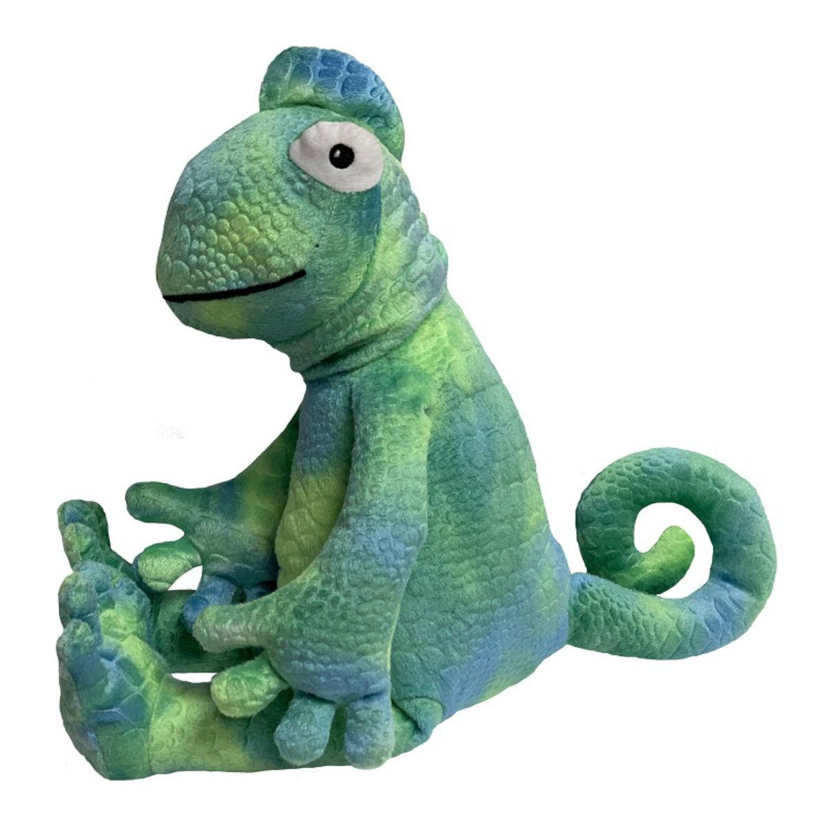 fabdog® Floppy Friends Dog Toy - Chameleon