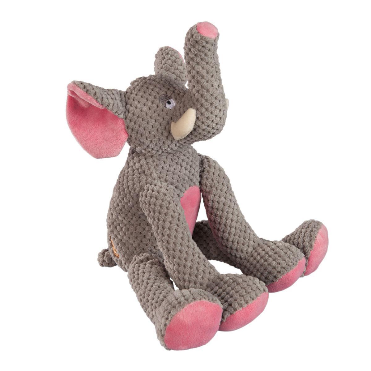 fabdog® Floppy Friends Dog Toy - Elephant