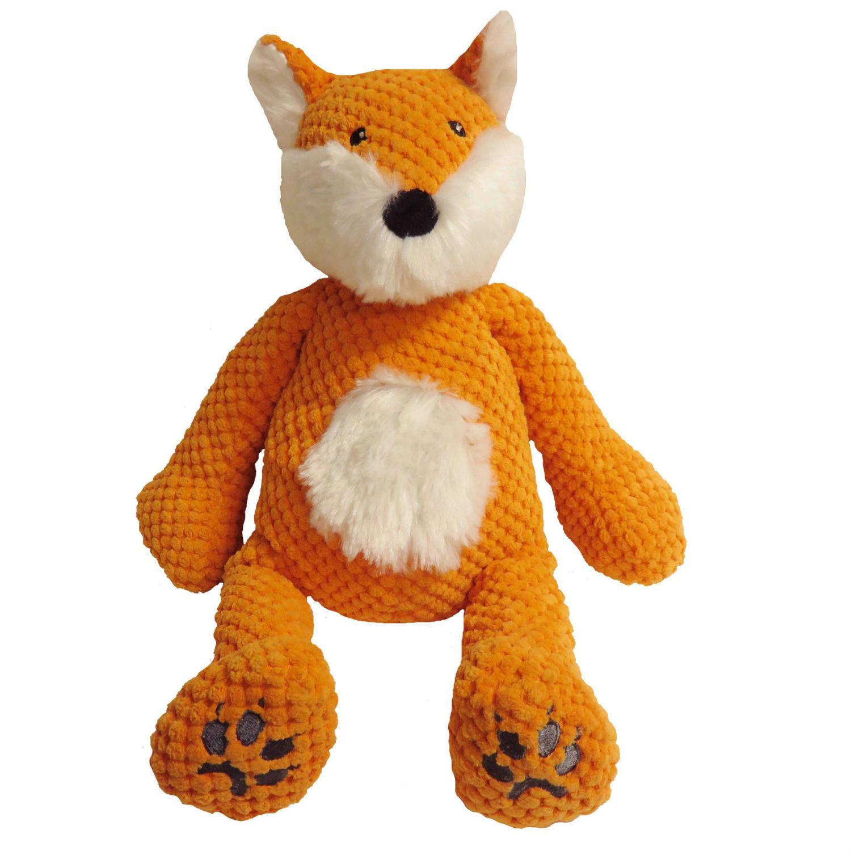 fabdog® Floppy Friends Dog Toy - Fox