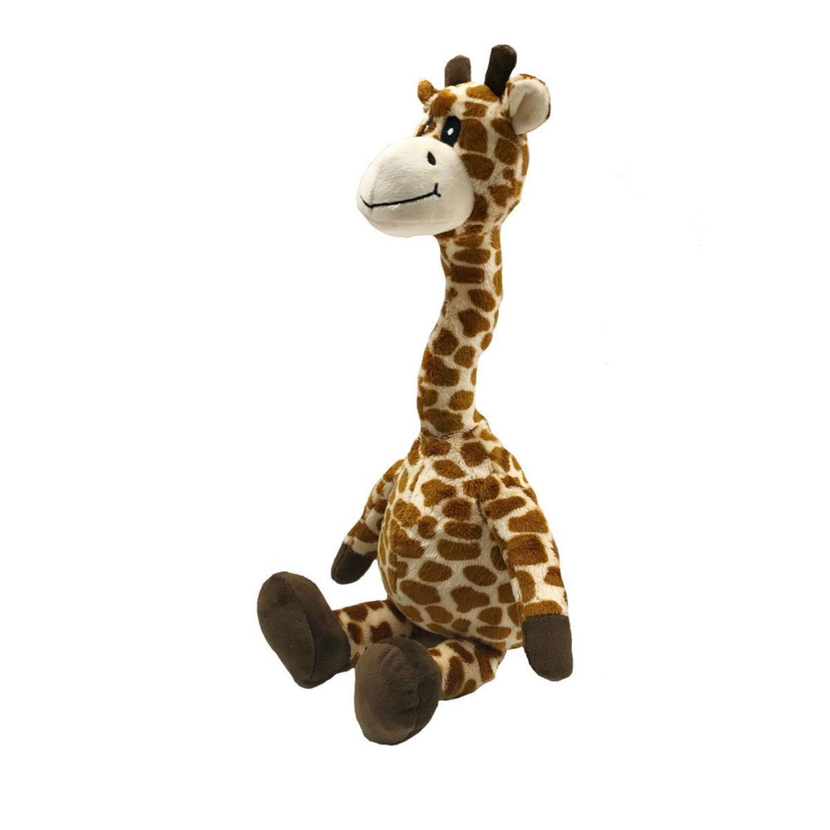 fabdog® Floppy Friends Dog Toy - Giraffe