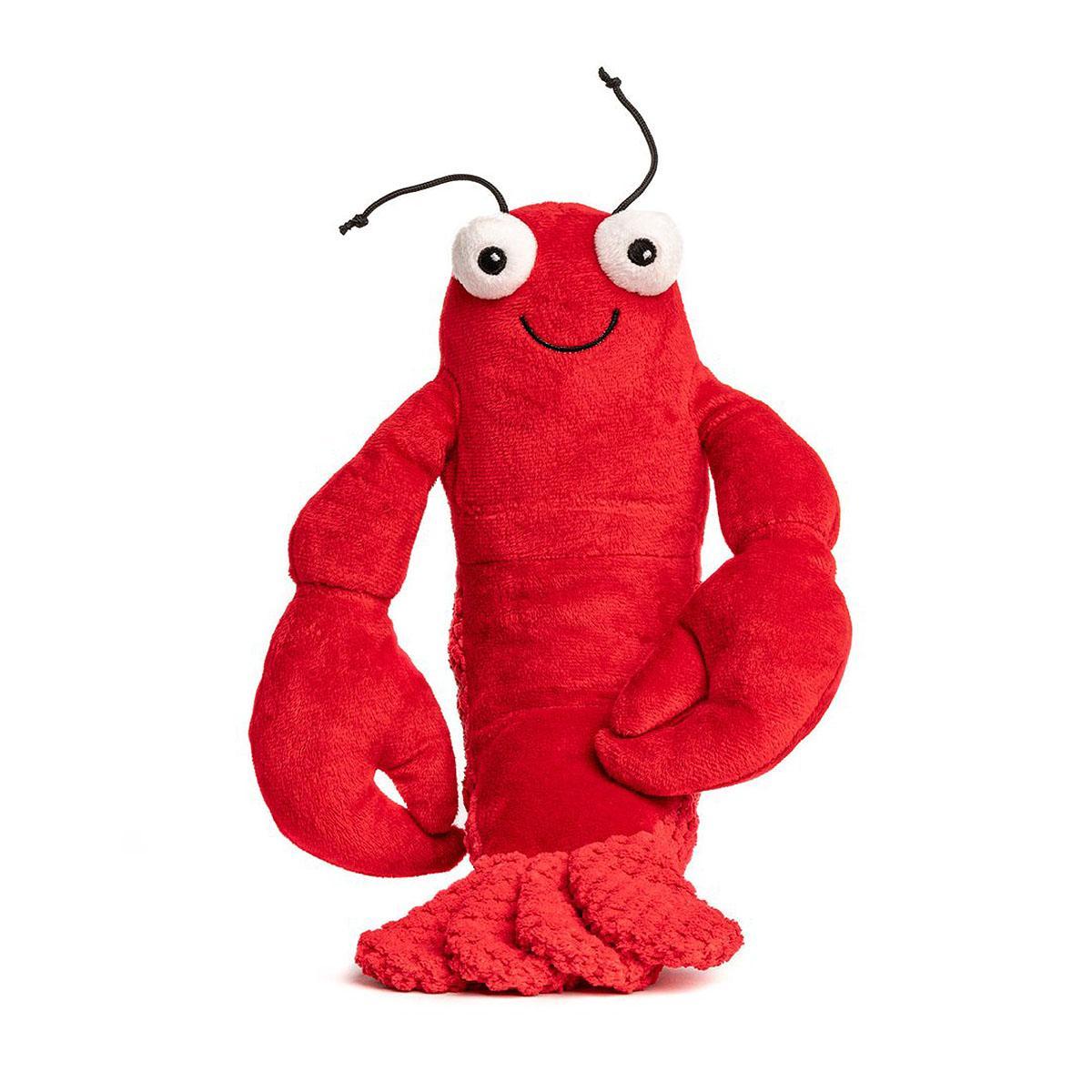 fabdog® Floppy Friends Dog Toy - Lobster