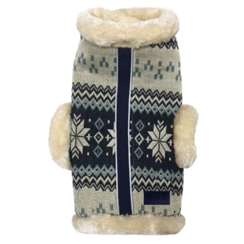 fabdog® Tahoe Lodge Shearling Dog Jacket