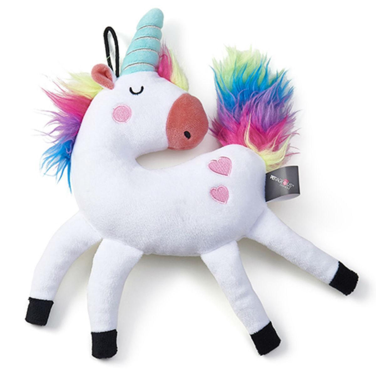 FabRageous Dog Toy - Unicorn
