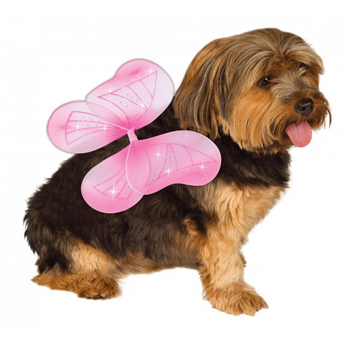 Fairy Wings Dog Costume - Pink  sc 1 st  BaxterBoo & Fairy Wings Dog Costume - Pink with Same Day Shipping | BaxterBoo