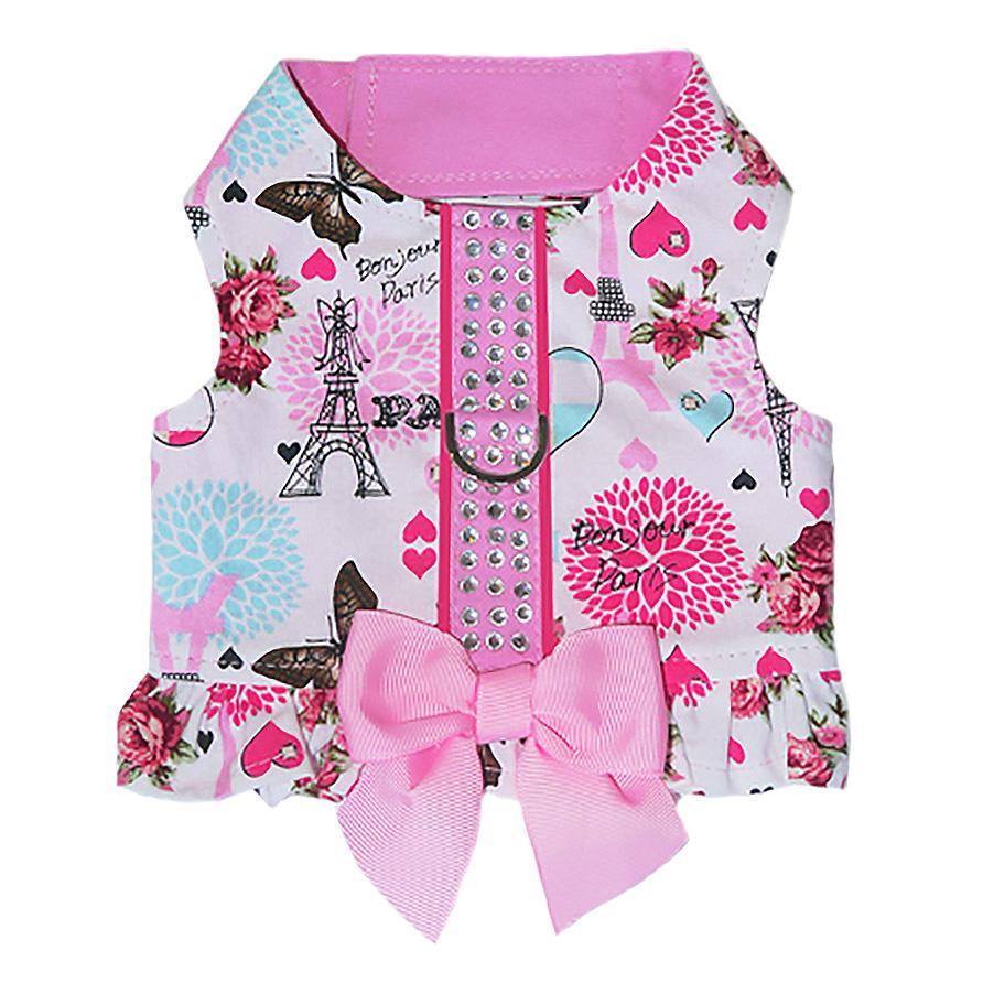 Faith Dog Harness - Pink