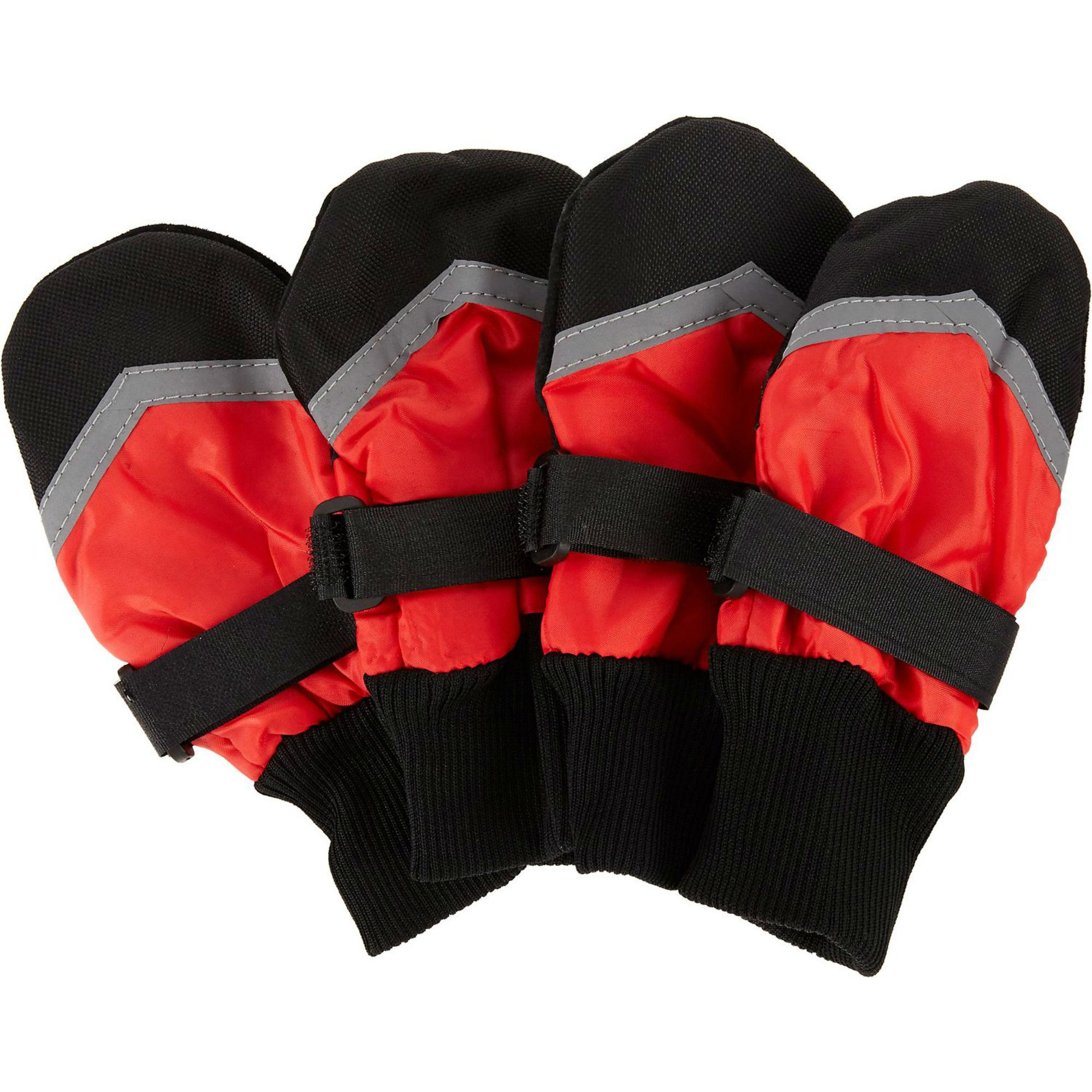 Fashion Pet Extreme All-Weather Dog Boots - Red