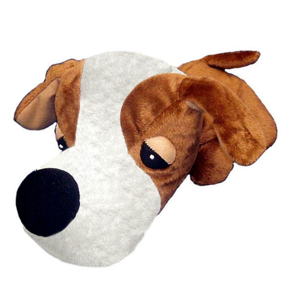 FatHedz Mini Plush Dog Toy - Beagle