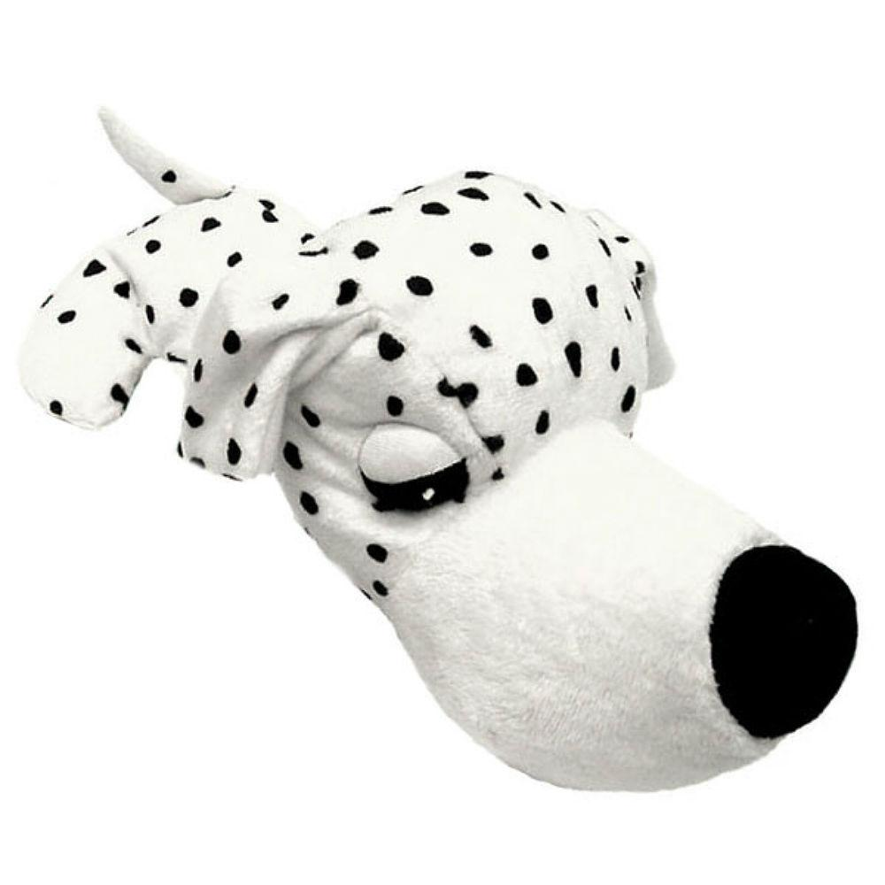 FatHedz Mini Plush Dog Toy - Dalmatian