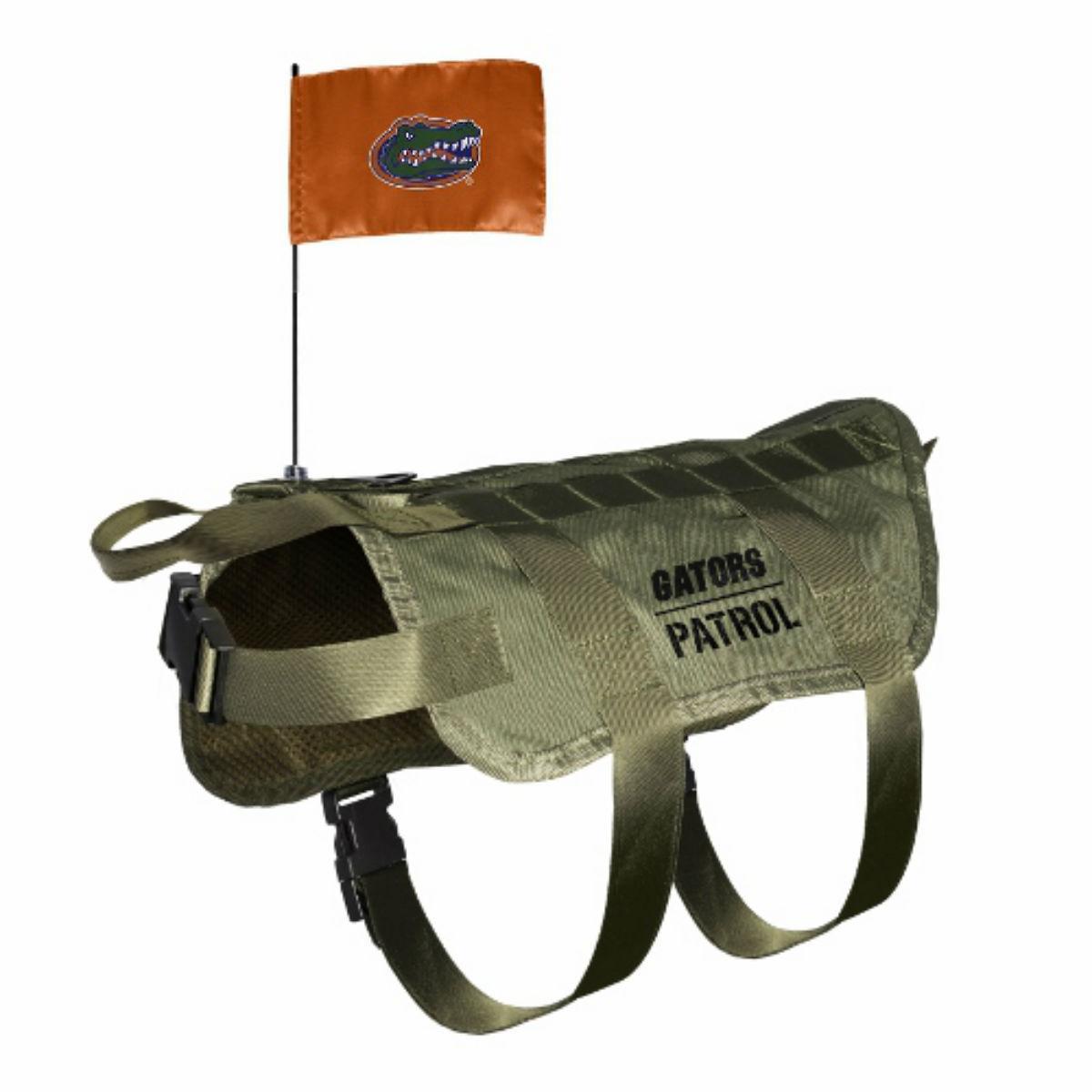 Florida Gators Tactical Vest Dog Harness