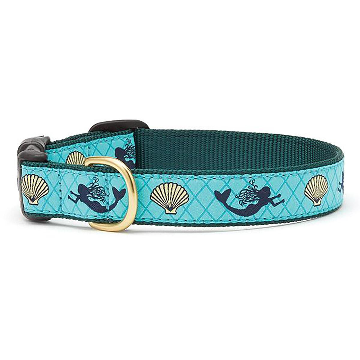 Mermaid Dog Collar by Up Country