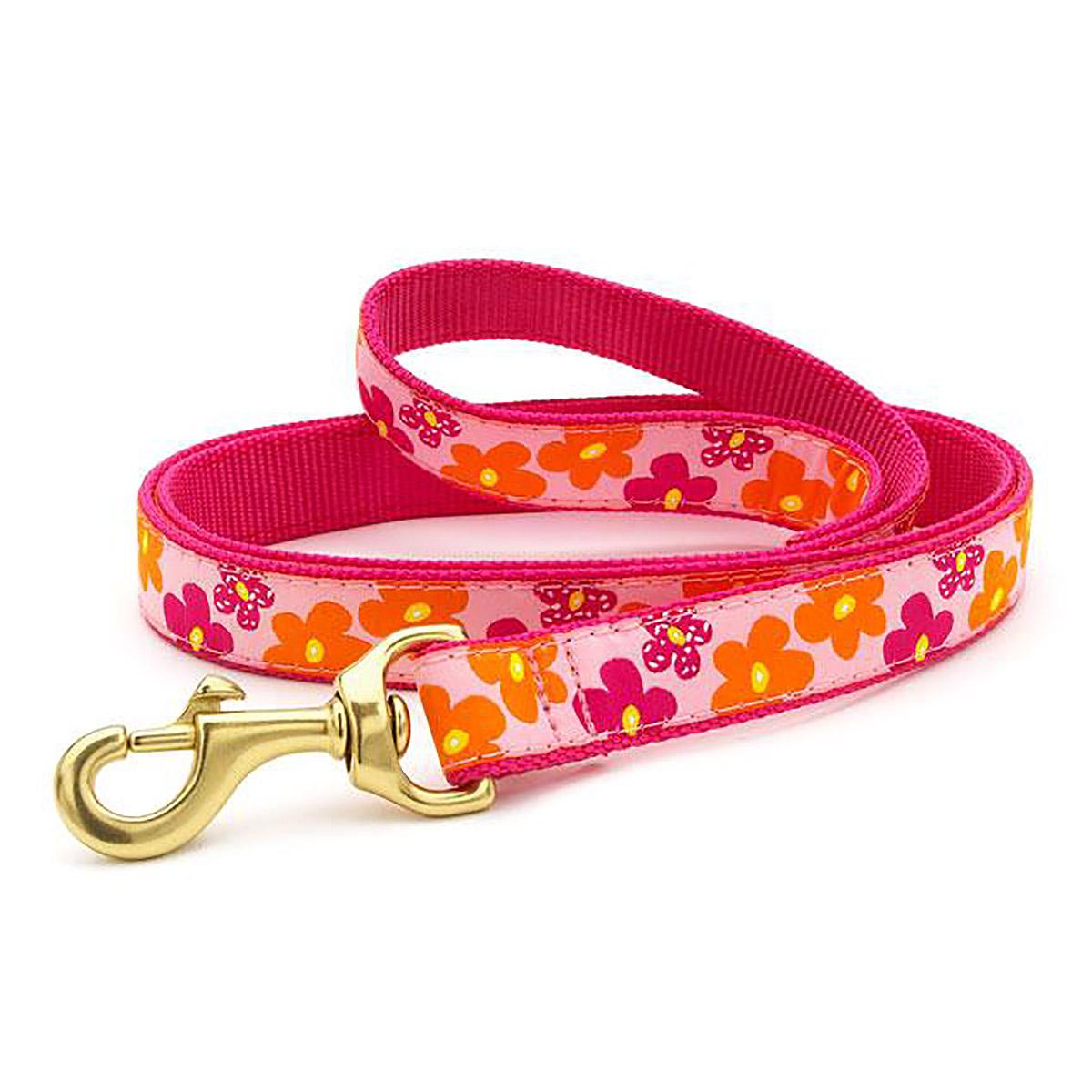 Flower Power Dog Leash by Up Country