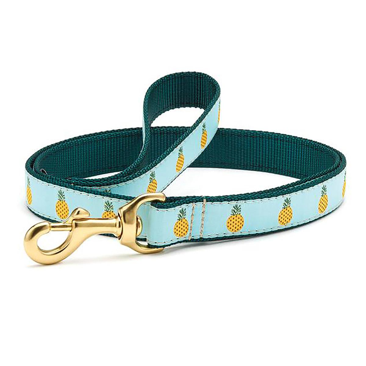 Pineapple Dog Leash by Up Country