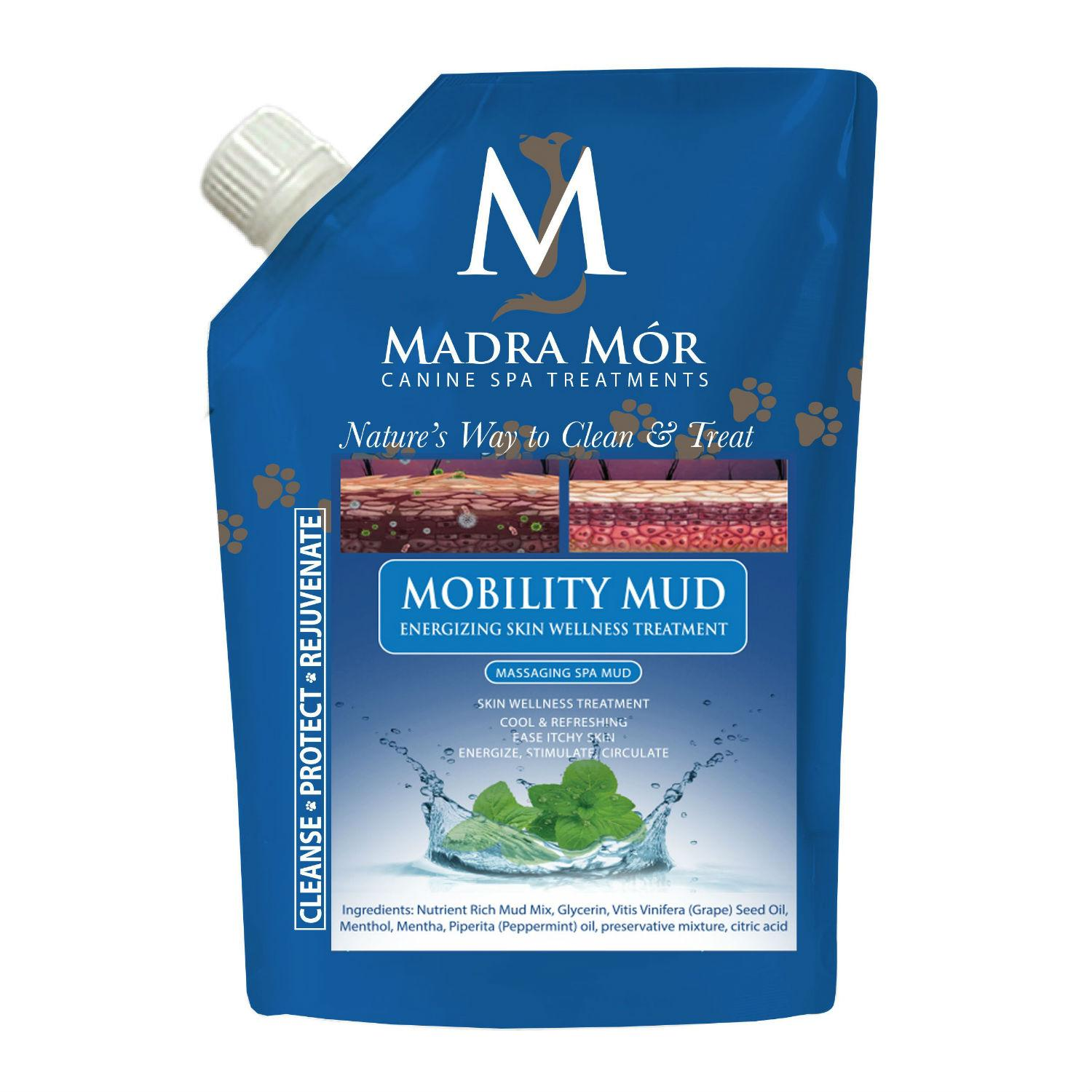 Madra Mór Canine Spa Treatments Mobility Spa Mud Dog Bath - Muscle & Joint Relief