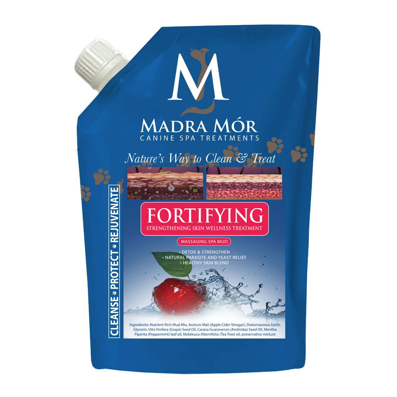Madra Mór Canine Spa Treatments Fortifying Massaging Spa Mud Dog Bath