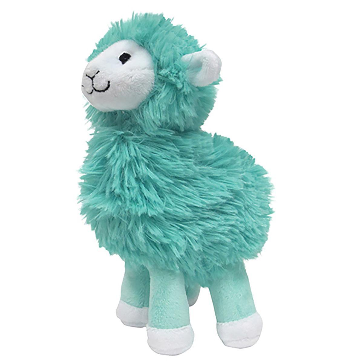 foufou Dog PomPom Pals Squeaky Dog Toy - Sheep