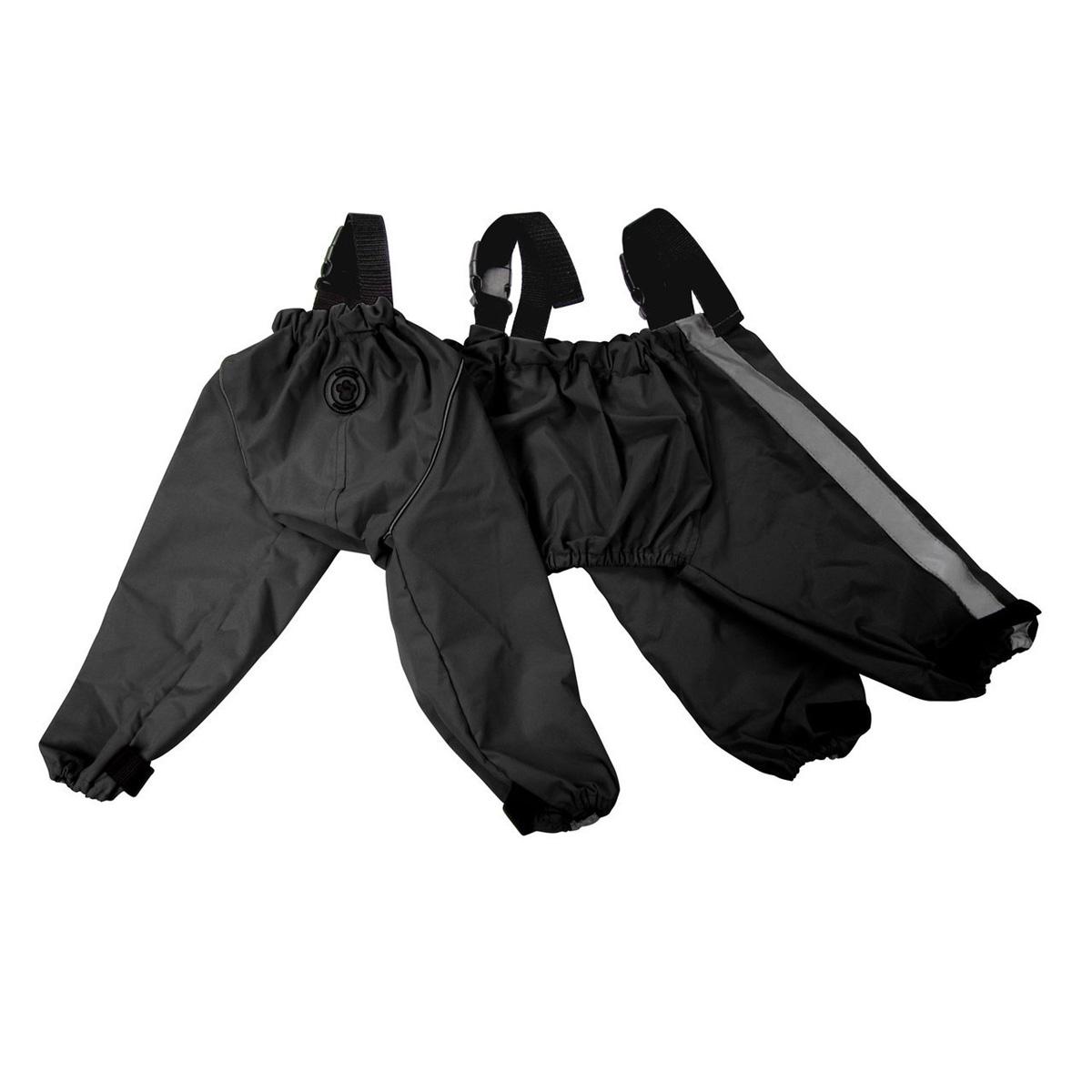 foufou Dog Bodyguard Dog Pants - Black