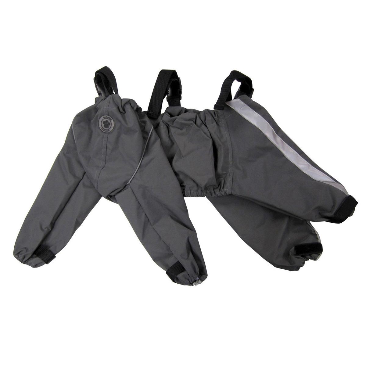 FouFou Dog Bodyguard Dog Pants - Gray