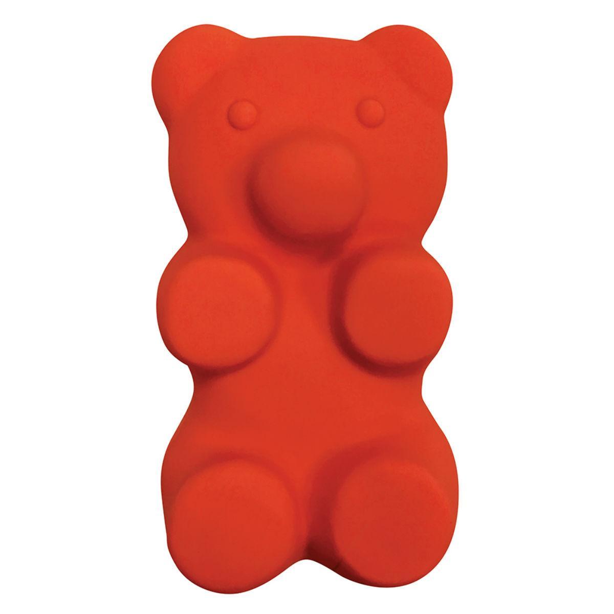 foufou Dog Candy Chew Latex Dog Toy - Gummy Bear
