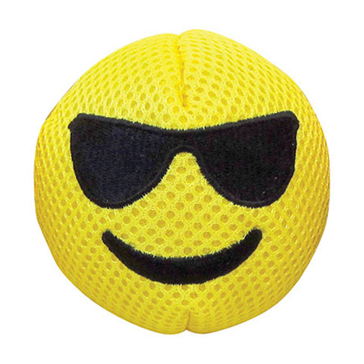 foufou Dog Emoji Ball Dog Toy - Cool