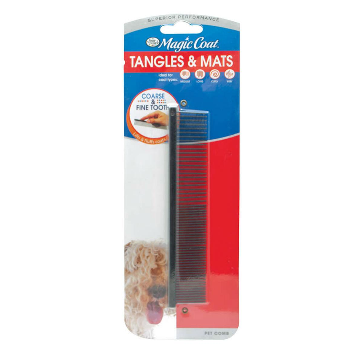 Four Paws Magic Coat Dog & Cat Comb