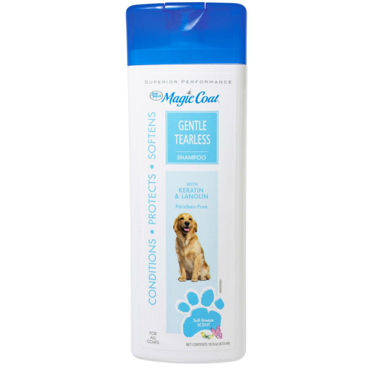 Four Paws Magic Coat Gentle Tearless Dog Shampoo