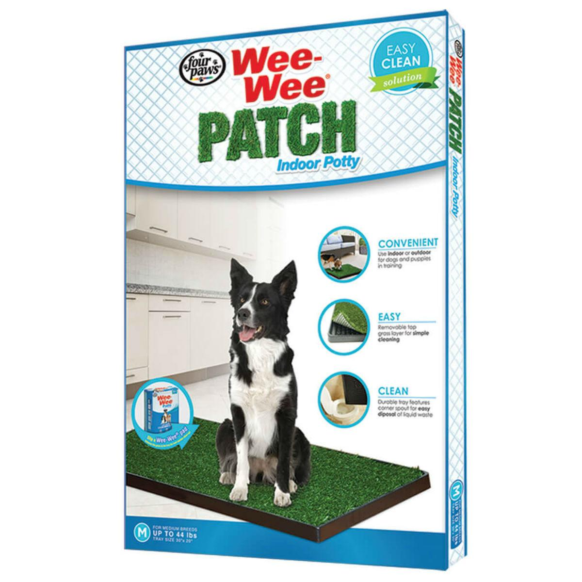 Four Paws Wee-Wee Patch Indoor Potty