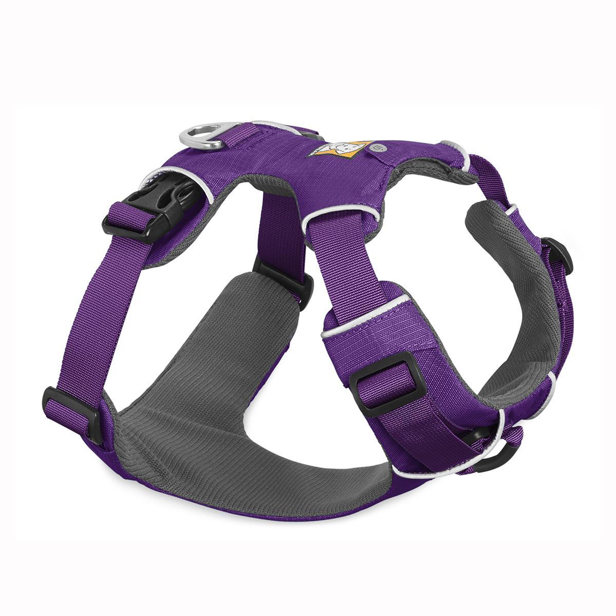 Front Range Dog Harness by RuffWear - Tillandsia Purple